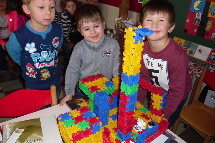Sebastien, Jouad en Semme maken graag de tempels na van India